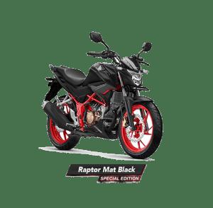 cb150r hitam merah