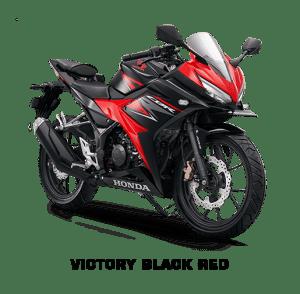 cbr 150 hitam merah