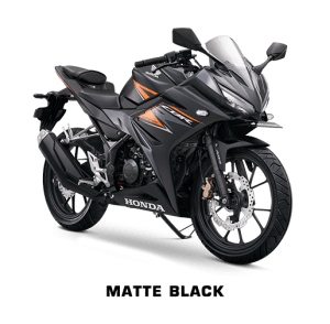 cbr 150 hitam