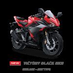 new cbr 150 victory black red