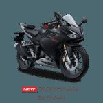 new cbr 150 matte black